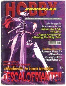 Hobby Consolas – Número 70 – Julio, 1997 [PDF]