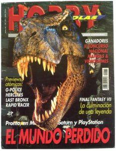 Hobby Consolas – Número 72 – Septiembre, 1997 [PDF]