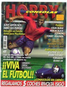 Hobby Consolas – Número 80 – Mayo, 1998 [PDF]