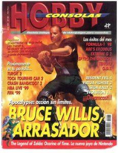 Hobby Consolas – Número 86 – Noviembre, 1998 [PDF]