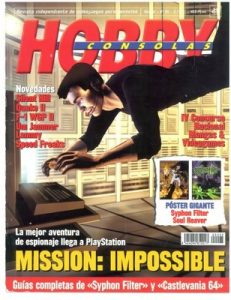 Hobby Consolas – Número 95 – Agosto, 1999 [PDF]