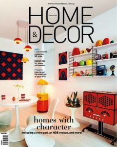 Home & Decor Singapore – August, 2017 [PDF]