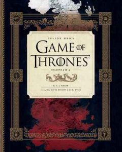 Inside HBO's Game of Thrones: Seasons 3 & 4 – C. A. Taylor, David Benioff [ePub & Kindle] [English]