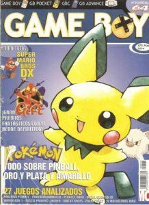 Magazine 64 Especial N°5 – 30 Noviembre, 2000 [PDF]