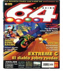 Magazine 64 Número 01 – 31 Enero, 1998 [PDF]