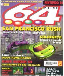 Magazine 64 Número 02 – 28 Febrero, 1998 [PDF]