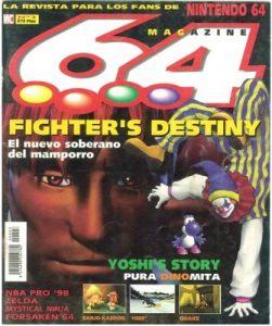 Magazine 64 Número 03 – 31 Marzo, 1998 [PDF]