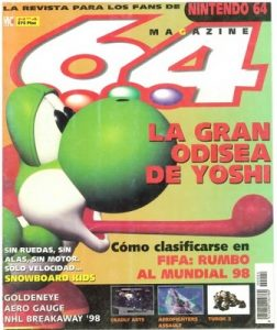 Magazine 64 Número 04 – 30 Abril, 1998 [PDF]