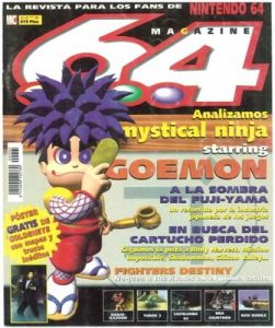 Magazine 64 Número 05 – 31 Mayo, 1998 [PDF]
