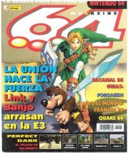 Magazine 64 Número 08 – 31 Agosto, 1998 [PDF]