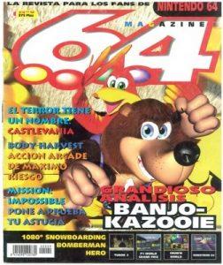 Magazine 64 Número 09 – 30 Septiembre, 1998 [PDF]