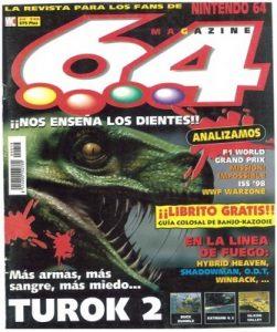 Magazine 64 Número 10 – 31 Octubre, 1998 [PDF]