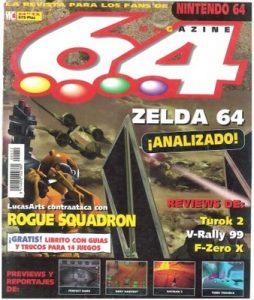 Magazine 64 Número 12 – 31 Diciembre, 1998 [PDF]