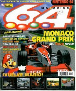 Magazine 64 Número 14 – 28 Febrero, 1999 [PDF]