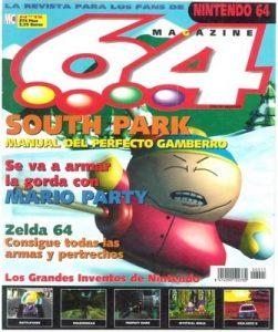 Magazine 64 Número 15 – 31 Marzo, 1999 [PDF]
