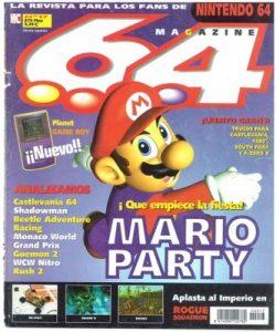 Magazine 64 Número 17 – 31 Mayo, 1999 [PDF]