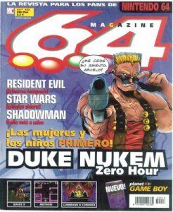 Magazine 64 Número 18 – 30 Junio, 1999 [PDF]