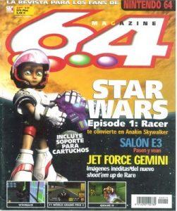 Magazine 64 Número 19 – Julio, 1999 [PDF]