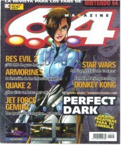 Magazine 64 Número 20 – 31 Agosto, 1999 [PDF]