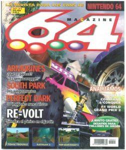 Magazine 64 Número 21 – 31 Septiembre, 1999 [PDF]