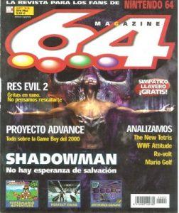Magazine 64 Número 22 – 31 Octubre, 1999 [PDF]