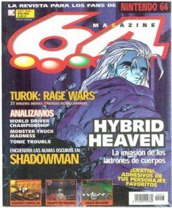 Magazine 64 Número 23 – 30 Noviembre, 1999 [PDF]