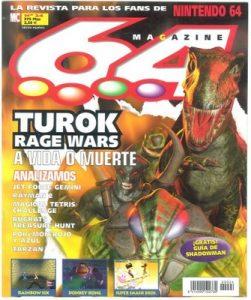 Magazine 64 Número 24 – 31 Diciembre, 1999 [PDF]
