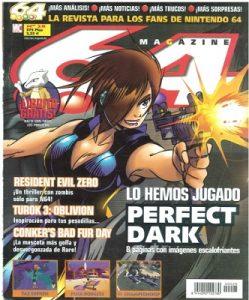 Magazine 64 Número 28 – 30 Abril, 2000 [PDF]