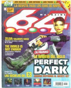 Magazine 64 Número 31 – 31 Julio, 2000 [PDF]