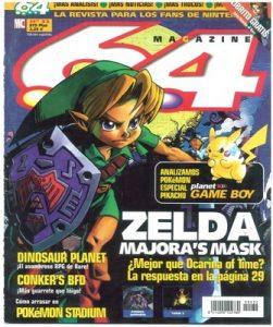 Magazine 64 Número 32 – 31 Agosto, 2000 [PDF]