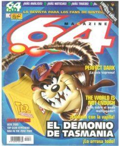 Magazine 64 Número 33 – 30 Septiembre, 2000 [PDF]