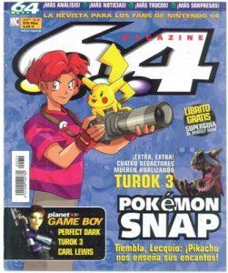 Magazine 64 Número 34 – 31 Octubre, 2000 [PDF]