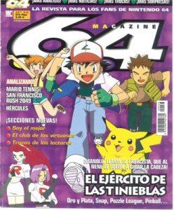 Magazine 64 Número 36 – 31 Diciembre, 2000 [PDF]