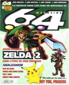 Magazine 64 Número 37 – 31 Enero, 2001 [PDF]