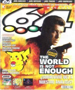 Magazine 64 Número 38 – 28 Febrero, 2001 [PDF]