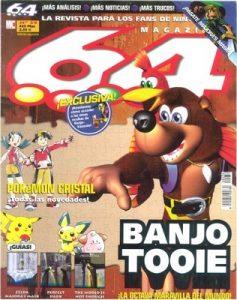 Magazine 64 Número 39 – 31 Marzo, 2001 [PDF]