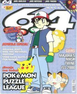 Magazine 64 Número 40 – 30 Abril, 2001 [PDF]
