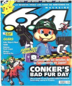 Magazine 64 Número 41 – 31 Mayo, 2001 [PDF]