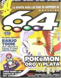 Magazine 64 Número 42 – 30 Junio, 2001 [PDF]