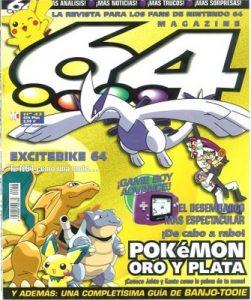 Magazine 64 Número 43 – 31 Julio, 2001 [PDF]