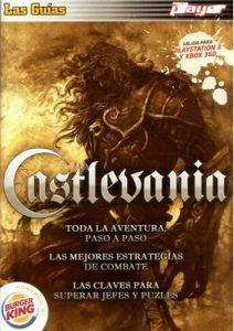 Marca Player Castlevania LOS PES 2011 [PDF]