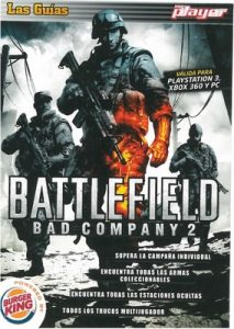 Marca Player Guia BattleField Bad Company 2 y Bioshock 2 [PDF]