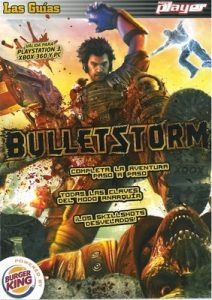 Marca Player Guia BulletStorm y Virtual Tennis 4 [PDF]
