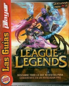 Marca Player Guia League of Legends y Star Wars The Old Republic [PDF]