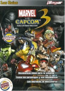Marca Player Guia Marvel vs Capcom 3 y Assassins Creed La Hermandad [PDF]