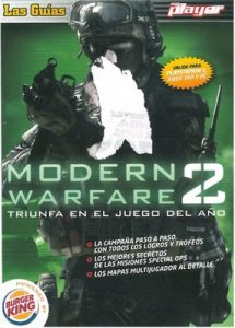 Marca Player Guia Modern Warfare 2 y Boderlands [PDF]