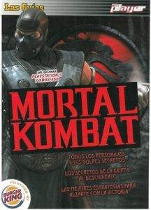 Marca Player Guia Mortal Kombat y Portal 2 [PDF]