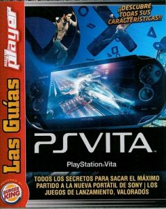 Marca Player Guia PSVITA Guia Hardware Guia Software [PDF]