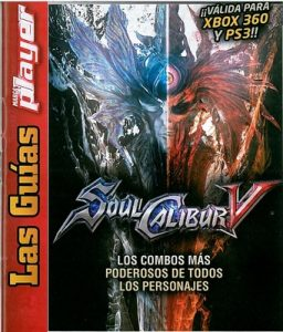 Marca Player Guia Soul Calibur 4 Syndicate [PDF]