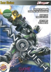 Marca Player Guia Vanquish y Halo Reach [PDF]